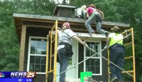 WXXV25 features WinC Class 32 project in Gautier