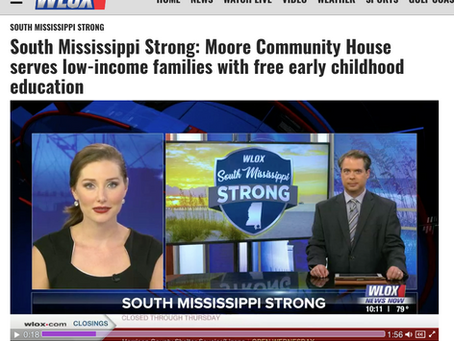 """Moore Community House is """"South Mississippi Strong"""""""