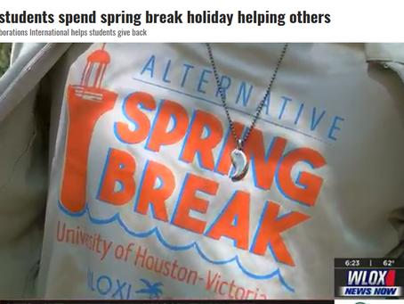 Moore Community House Early Head Start Welcomes Alternative Spring Break Volunteers