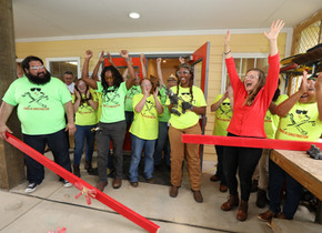 Moore Community House's Women in Construction Program Celebrates Launch of Strengthening Working Fam