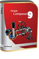 SimLab Composer V9 Mechanical Edition Subscription