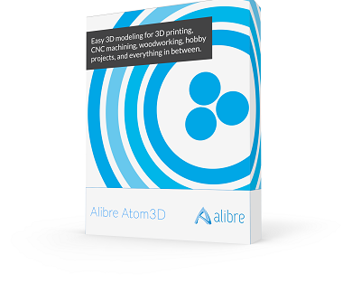 Alibre Atom3D Cost for Hobbyist