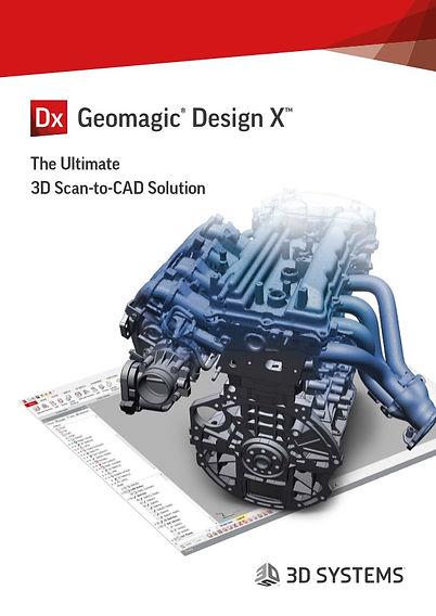 Geomagic Design X Brochure