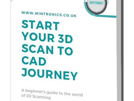 3D SCAN TO CAD JOURNEY