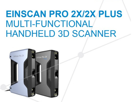 Reverse Engineering and 3D Scan to CAD