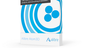 One for the Model Engineer- Alibre Atom3D