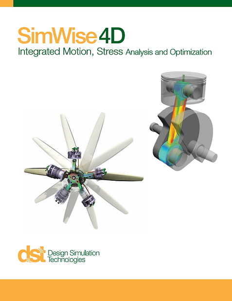 SIMWISE 4D brochure