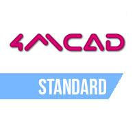 4MCAD Standard (5 user pack) - Download Version