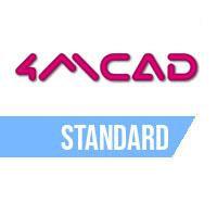 4MCAD Standard - Download Version: 4MCAD Classic + Raster Image + Rendering