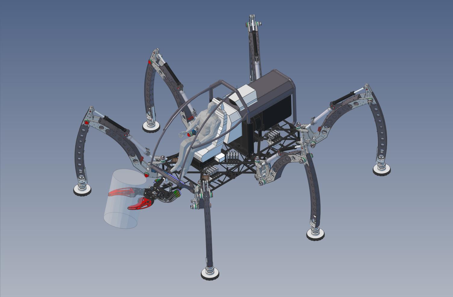 Alibre Design Mantis 1