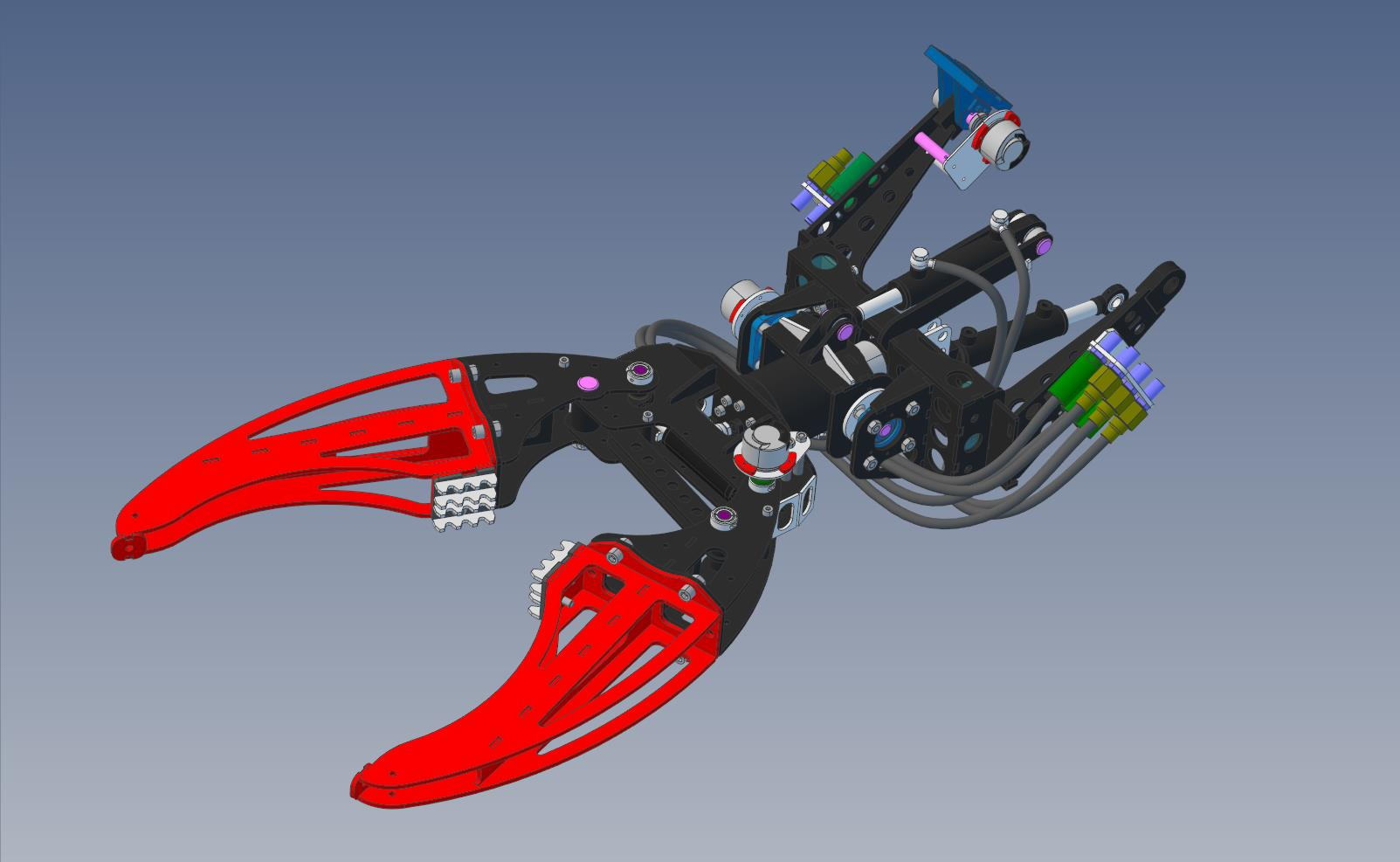 Alibre Design Mantis 2