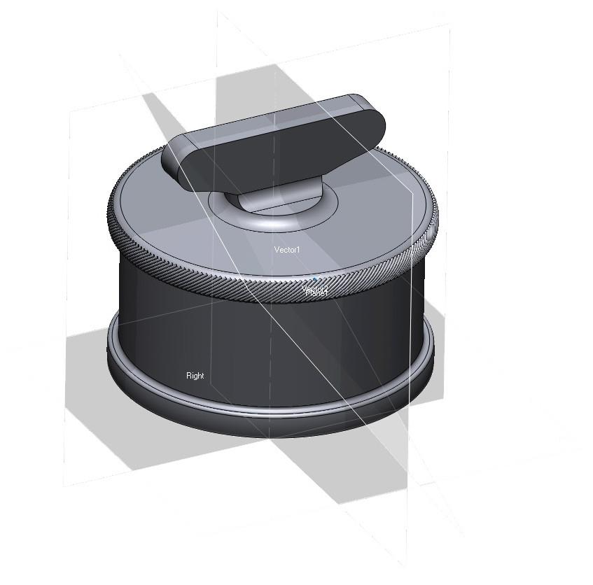 CAD RE Model