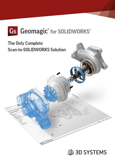 geomagic for solidworks brochure
