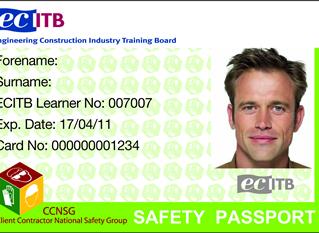 CCNSG safety passport constantly evolving