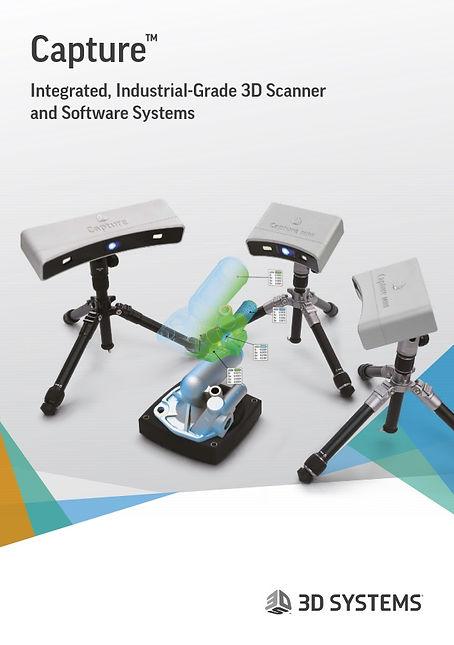 capture scanner brochure