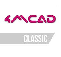 4MCAD Classic (5 user pack) - Download Version