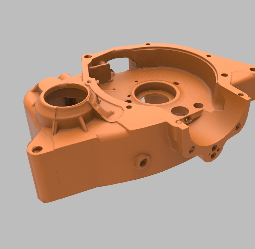 Engine Case C - 1