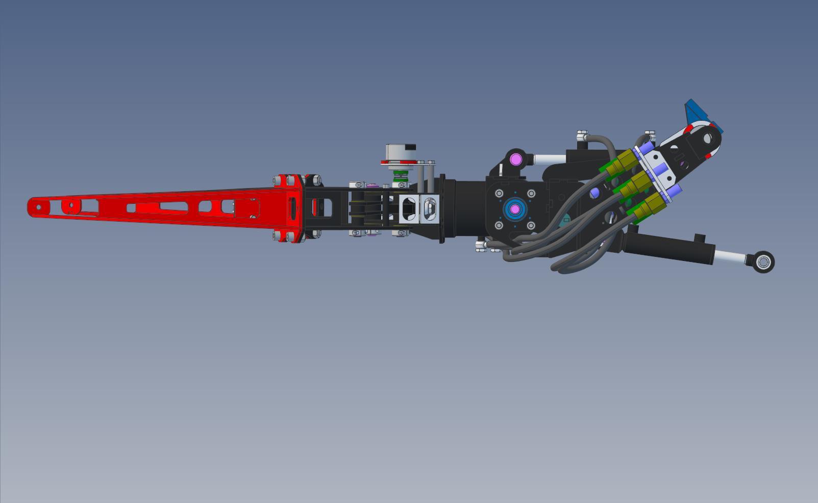 Alibre Design Mantis 3