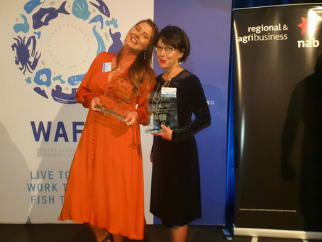 Dual win for Geraldton aquaculture company Indian Ocean Fresh Australia