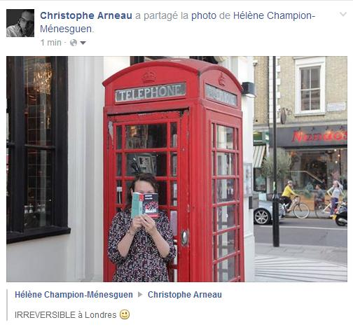 IRREVERSIBLE A LONDRES