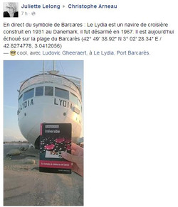 IRREVERSIBLE A PORT BACARES