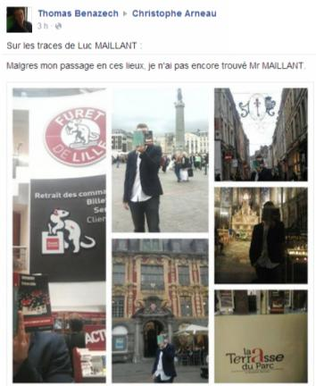 IRREVERSIBLE A LILLE