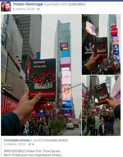 IRRÉVERSIBLE A NEW YORK
