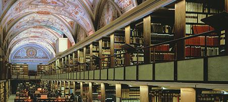 bibliotheque du vatican