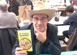 Christophe ARNEAU Salon du livre Villene