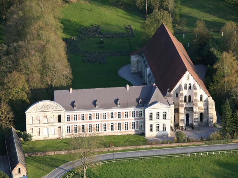 L'abbaye de Vaucelles