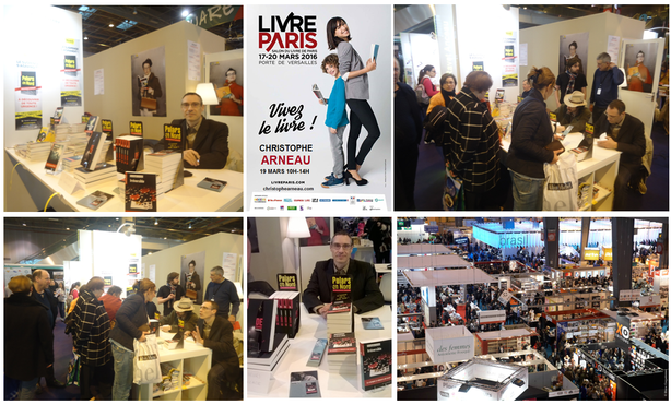 SALON DU LIVRE DE PARIS suite...