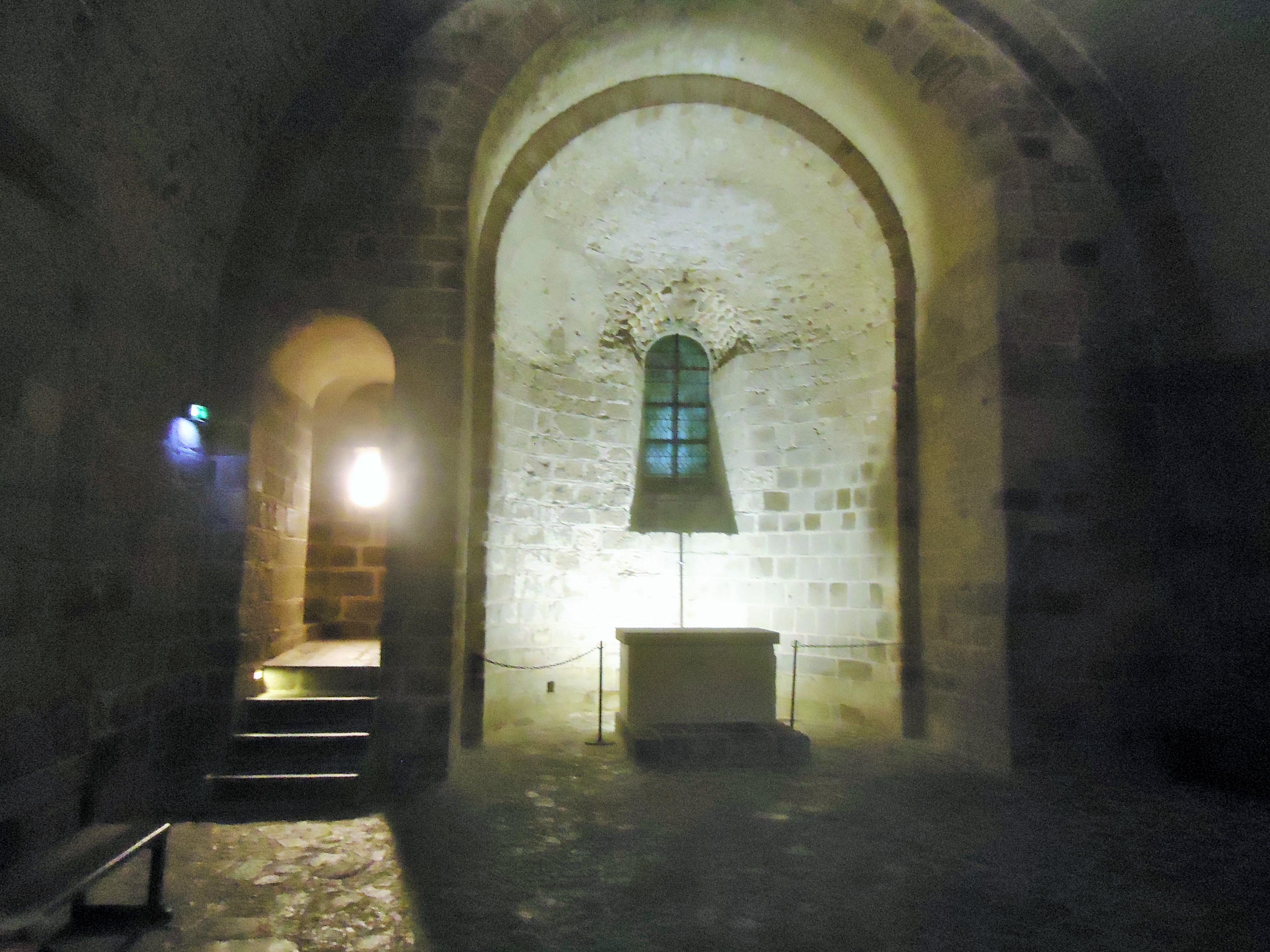 La chapelle Saint Martin