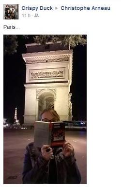 IRREVERSIBLE A PARIS