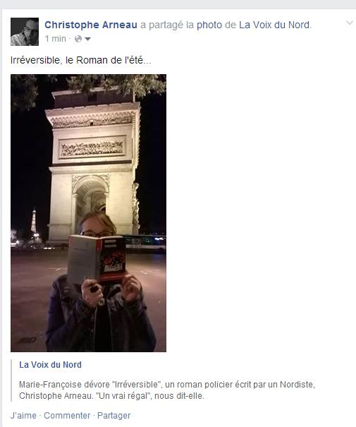Irréversible à Paris