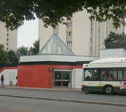 Station de métro Fort de Mons
