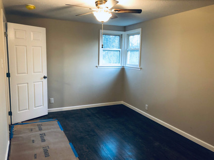 505 Burns Rd - Master Bedroom