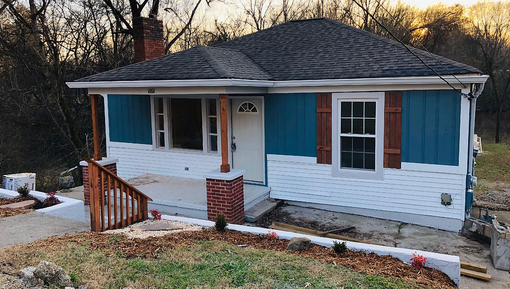 505 Burns Rd, Knoxville, Tennessee - Fixing and Flipping a House