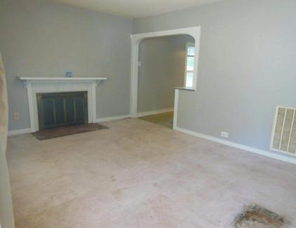 Entering The Living Room From Front Door