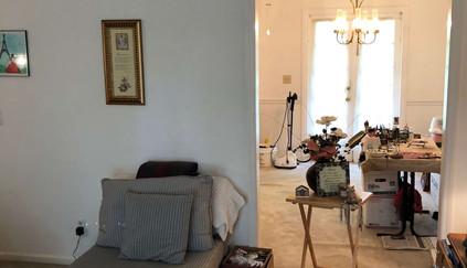 7512 Irongate Dr, Hixon - Living room