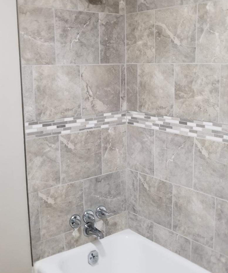 505 Burns Rd - Guest shower