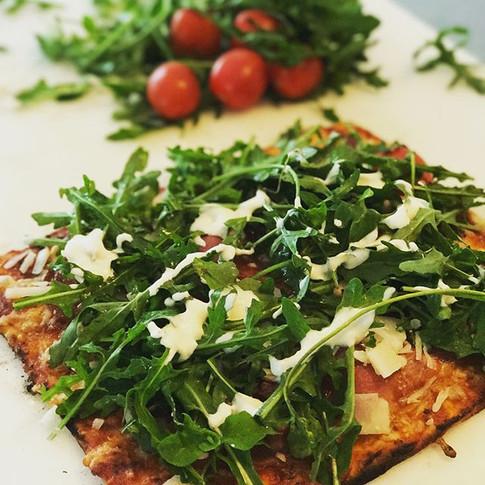 Pizza er enkelt og godt i pub'en
