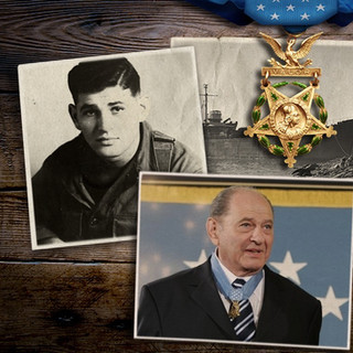 The Indomitable Tibor Rubin: Holocaust Survivor, POW, & Korean War Medal of Honor Recipient