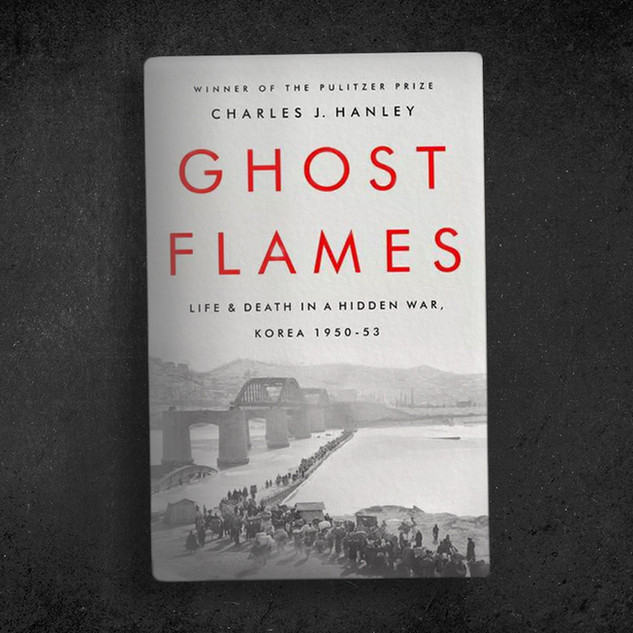 Book Review: 'Ghost Flames' Provides A V