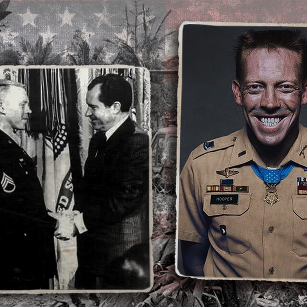 The One-Man Army Who Earned the Medal of Honor, 2 Silver stars, 6 Bronze Stars, 8 Purple Hearts, And Had 115 Confirmed Kills