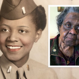 WATCH: World War II Veteran Goes Skydiviving for 102nd Birthday