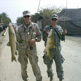 How A US Navy Sailor Founded A Fly Fishing School in Iraq