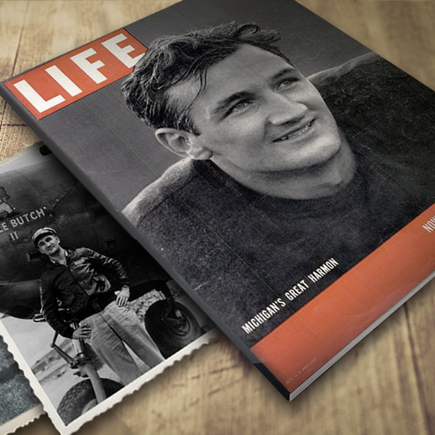 From Gridiron to Battlefield: The Storied Life of Tom Harmon