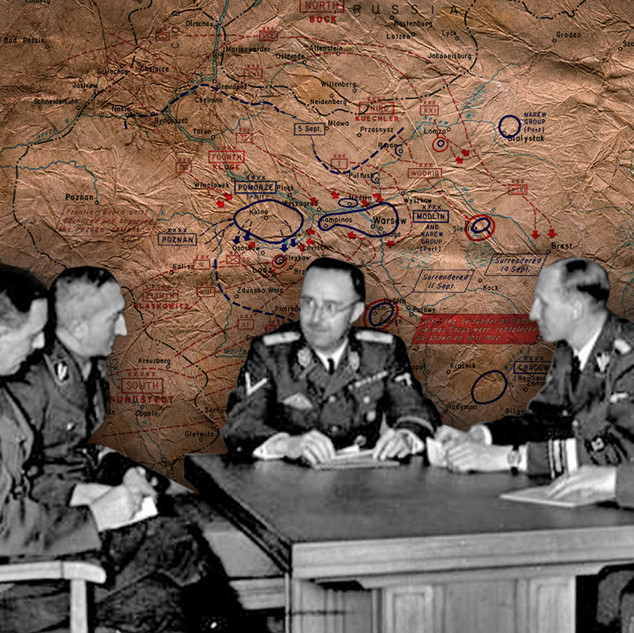 How Hitler Staged a False-Flag Operation to Justify the Invasion of Poland, Starting World War II