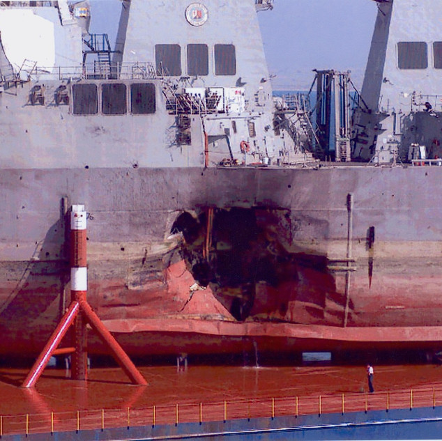The FBI Investigation of the USS Cole Bombing 20 Years Later