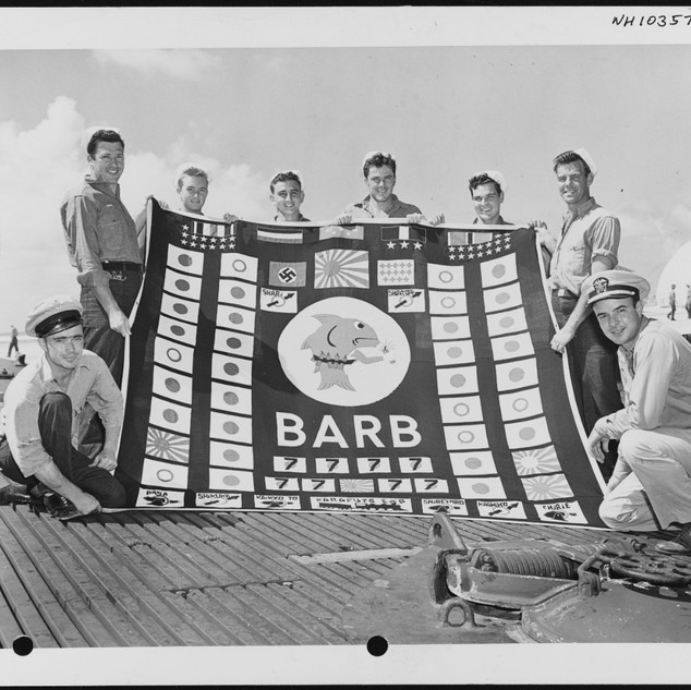 Sabotage by Boy Scouts: The Only Submarine to Sink a Freight Train